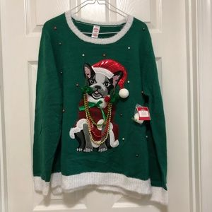 Sweaters - Dog Ugly Christmas Sweater